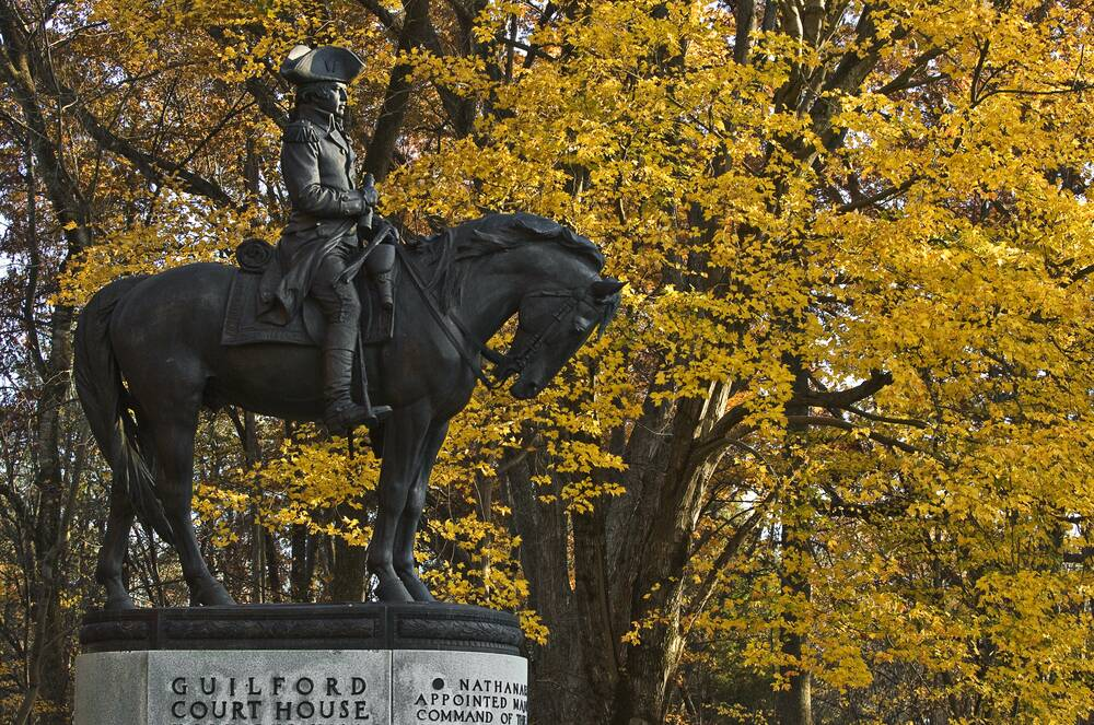Anniversary of the Battle of Guilford Courthouse